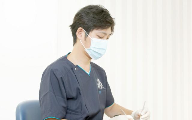 患者様にとって、気軽にご相談いただけるそんな医院を目指しています。
